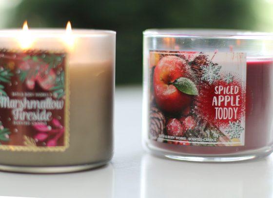 bath body works spiced apple toddy