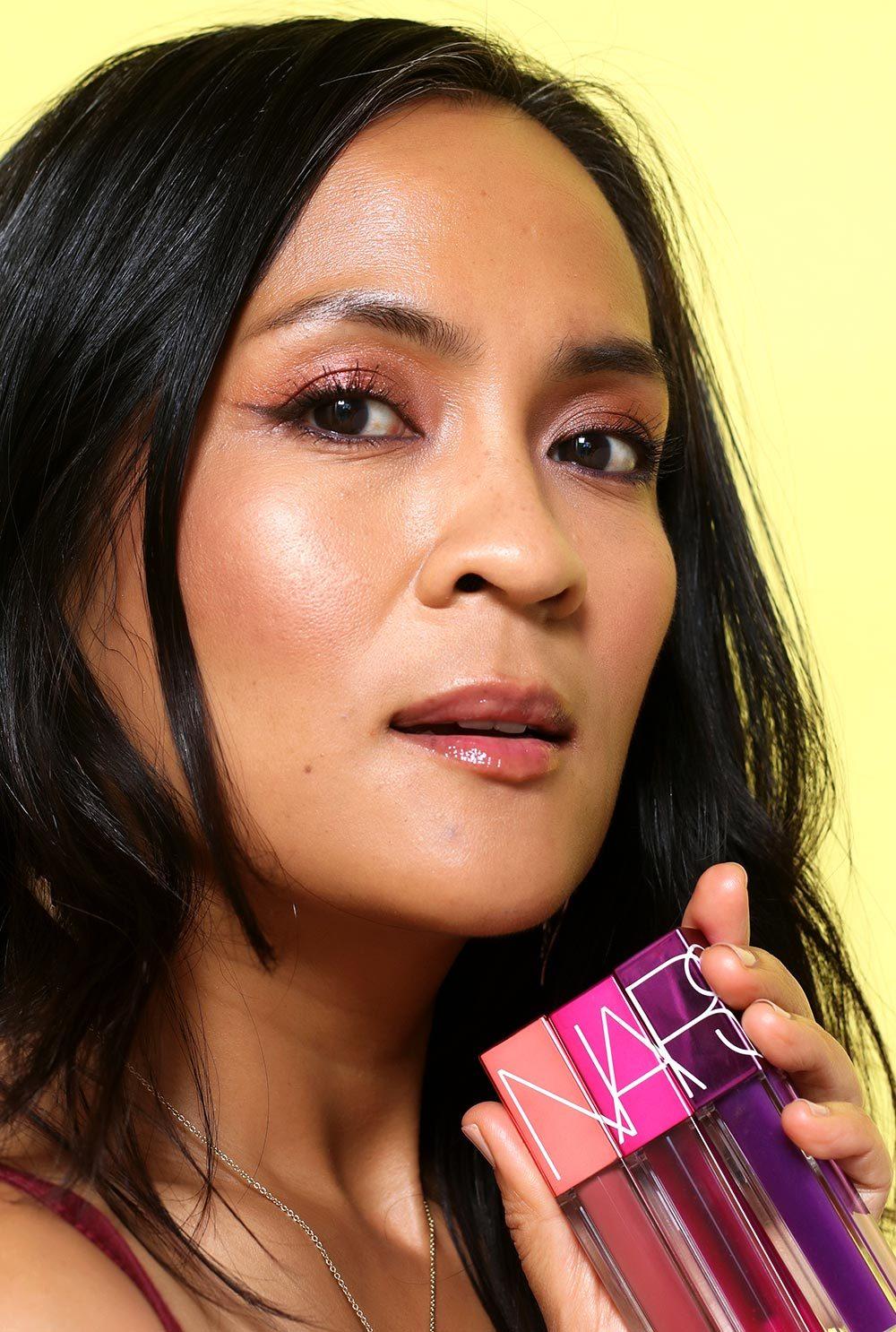 nars oil infused lip tint