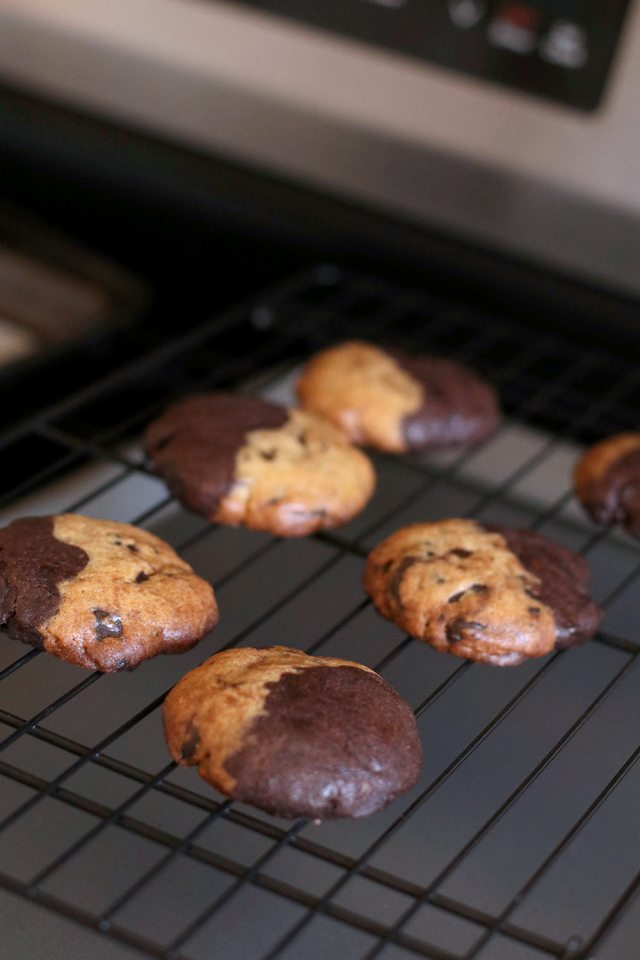 marbeled cookies