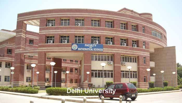 University of Delhi – [DU], New Delhi: Review