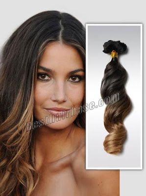 OMBRE HAIR EXTENSIONS: OMGNB