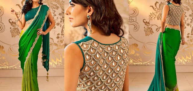 Own That Chick Look With Latest Blouse Designs