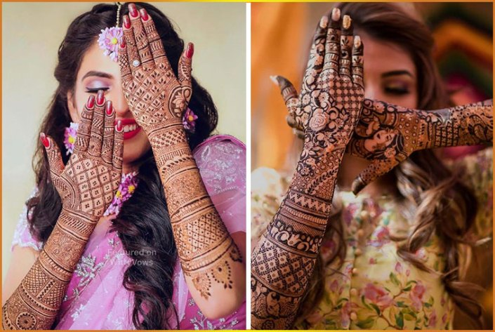 Latest Arabic Mehendi Designs Of 2016 With Pictures
