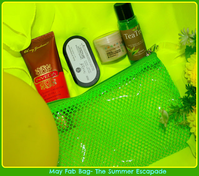 May Fab Bag Review: the 'Summer Escapade'