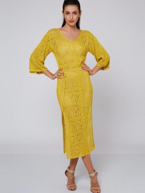 5 BEST STYLES OF SWEATER DRESSES & WINTER DRESSES | ERICDRESS