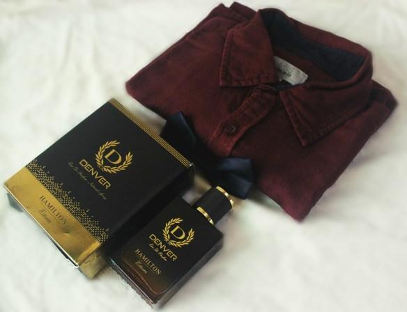 Denver Hamilton Perfume Esteem Review
