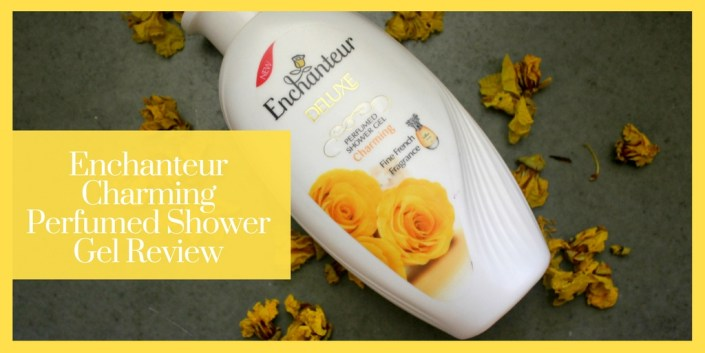 Enchanteur Charming Perfumed Shower Gel Review
