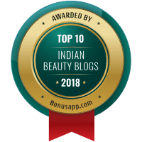 top beauty blog in India
