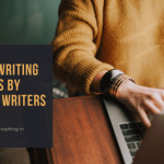 Solve Your Writing Problems By Professional Writers