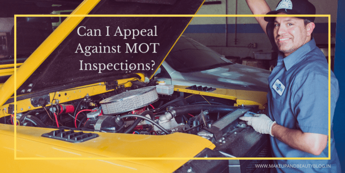 Can I Appeal Against MOT Inspections?