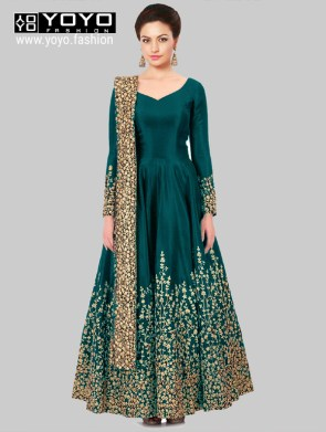 Top 10 Trending Anarkali Suit Designs For The Festive Season