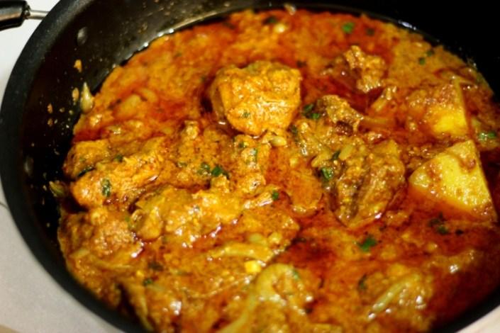 Restaurant Style Chicken Angara Recipe