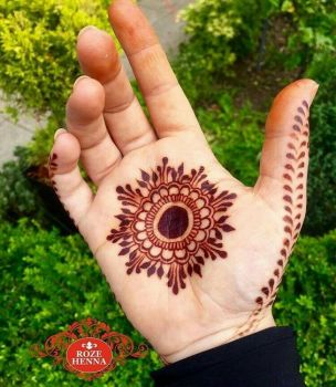 Easy and Trendy Mehendi Design for Teej  Teej 2020 Mehndi Designs