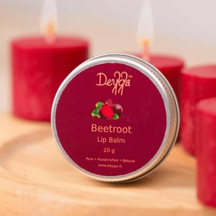 Deyga Beetroot Lip Balm