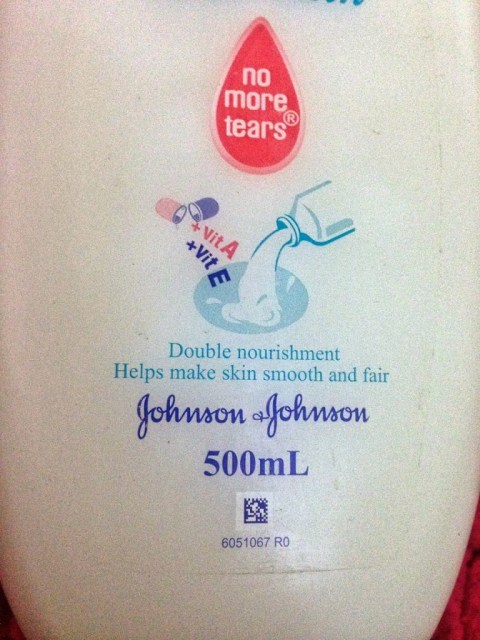 Johnson's Baby Milk Bath Review