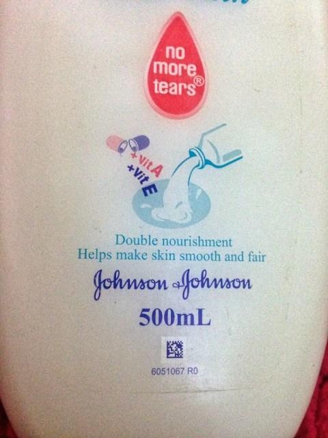 Johnson's Baby Milk Bath Review