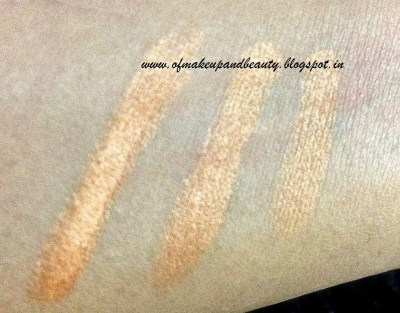 NYX Jumbo Eye Pencil in Gold - Review
