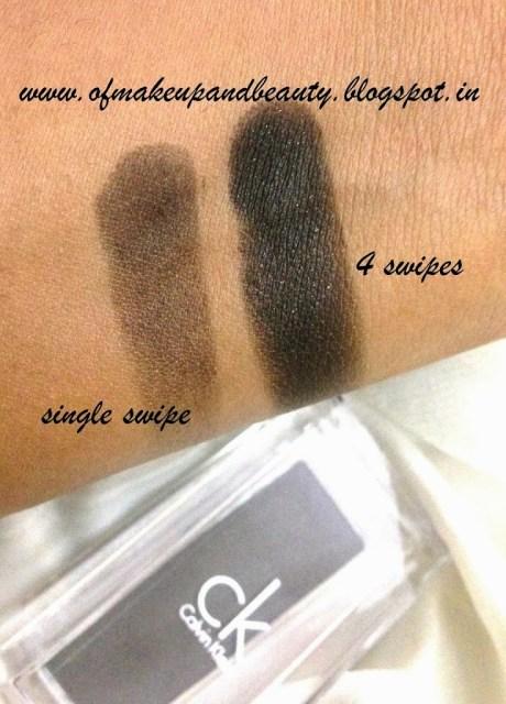 Calvin Klein Tempting Glance Intense Eyeshadow - #112 Smudge