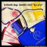 "Vellvette Bag – October 2013 ""K.I.S.S."" (Keep It Simple & Sexy) !!"
