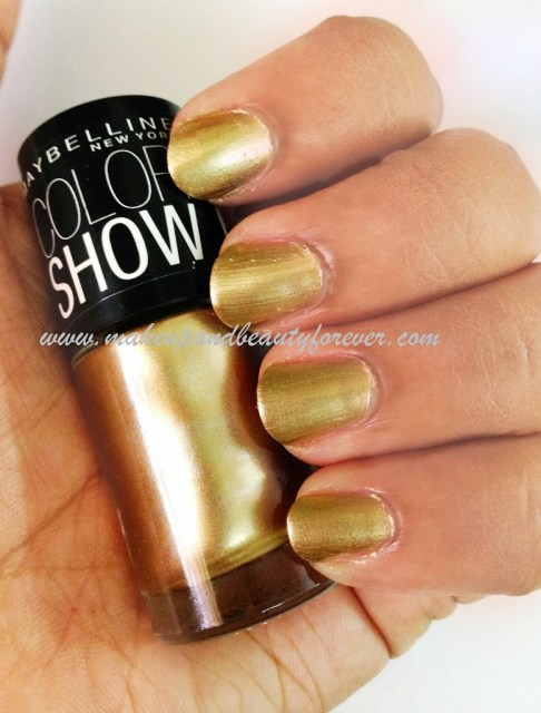 Bold Gold 008