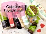 October Favourites 2013