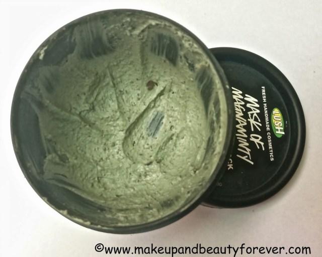 LUSH Mask of Magnaminty Review Makeupandbeauty