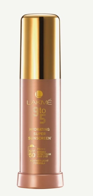 Lakmé 9 to 5 Super Sunscreen
