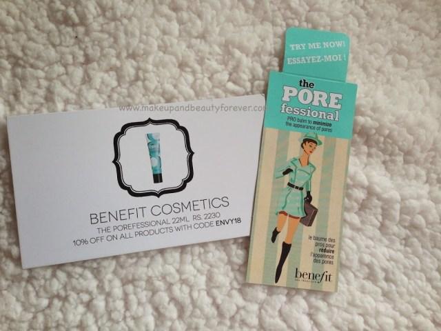 Benefit Cosmetics The Porefessional
