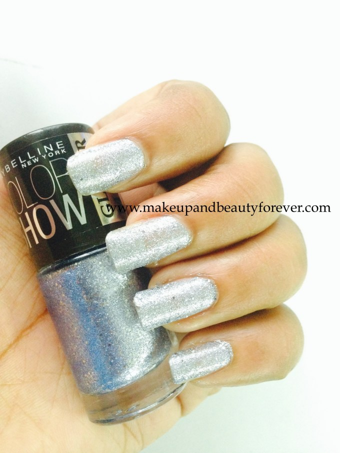 Maybelline ColorShow Glitter Mania Bling on the Blue 608