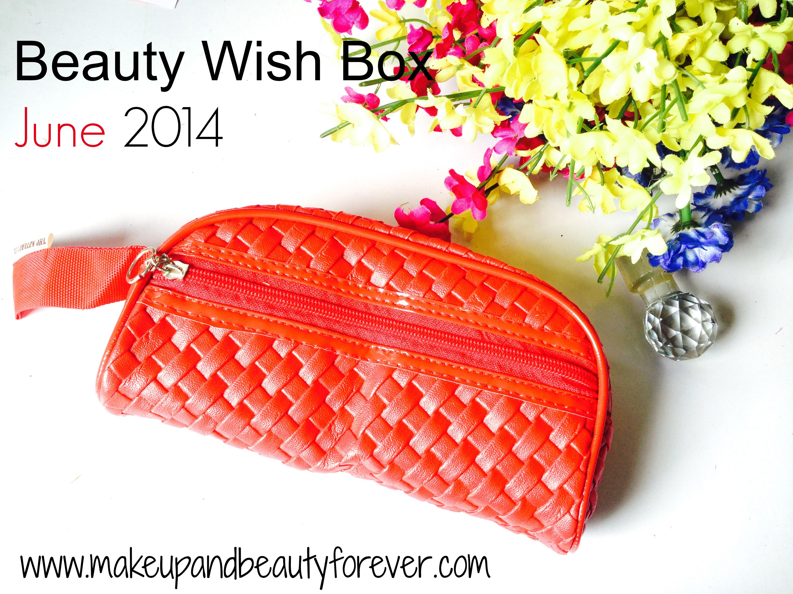 Beauty Wish Box by The Nature's Co. – May 2014