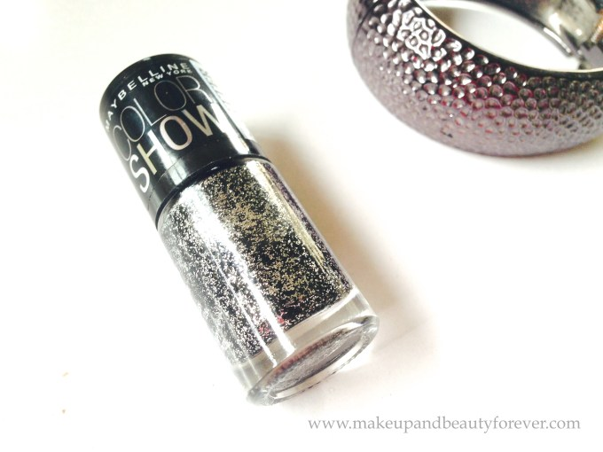 Maybelline ColorShow Glitter Mania starry nights 603