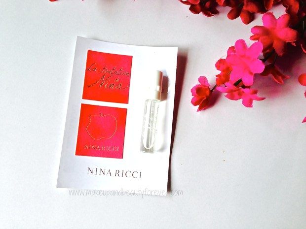 My Envy Box June 2014 ninna ricci perfume