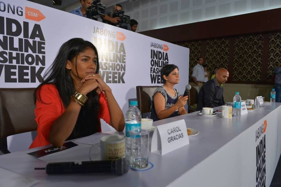 Model Auditions Jury - Carol Gracias, Rashmi Virmani, Samant Chauhan
