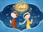 Eid Mubarak to everyone