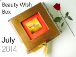 Beauty Wish Box July 2014