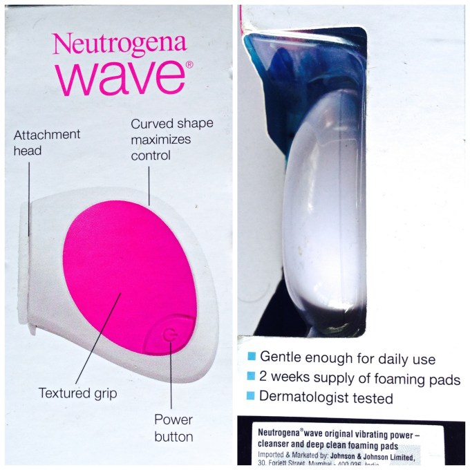 neutrogena power wave cleanser review