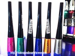 All Maybelline Hyper Glossy Electrics Eyeliner Shades, Swatches, Price and Details