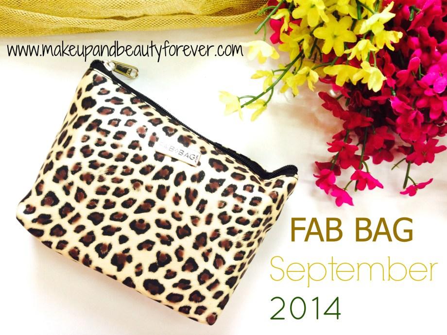 Fab Bag September 2014