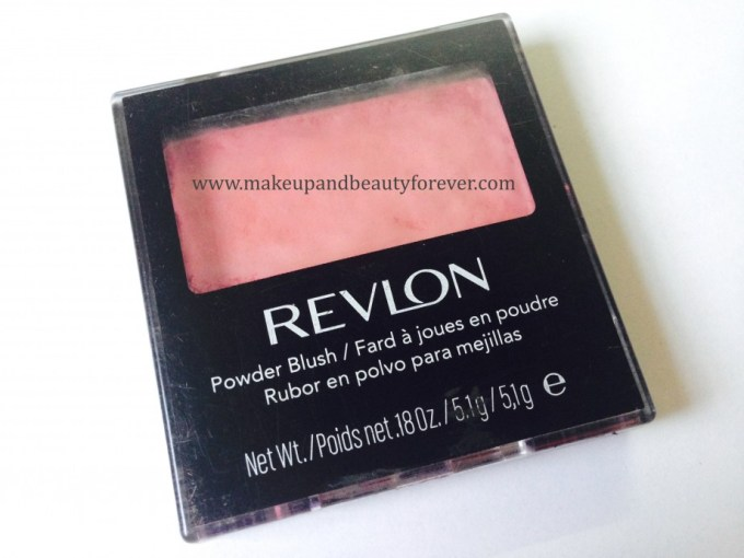 How to Fix a broken Blush or Eyeshadow DIY Revlon Powder Blush Wine with Everything