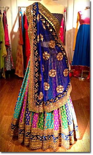 Sabyasachi Bridal Lehenga Collection Best Ones