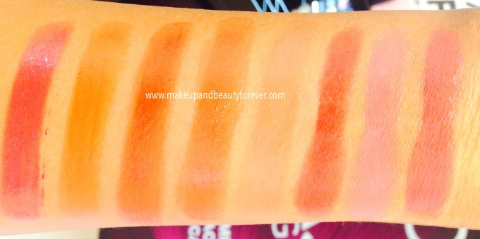 All Revlon ColorBurst Lacquer Balm Review, Shades Swatches, Price and Details