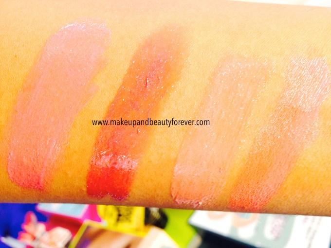 Bourjois Shine Edition Lipstick Rose XOXO Bourjois Shine Edition Lipstick Mauve Tabloid Bourjois Shine Edition Lipstick Beige Democrachic Bourjois Shine Edition Lipstick Oh My Doll