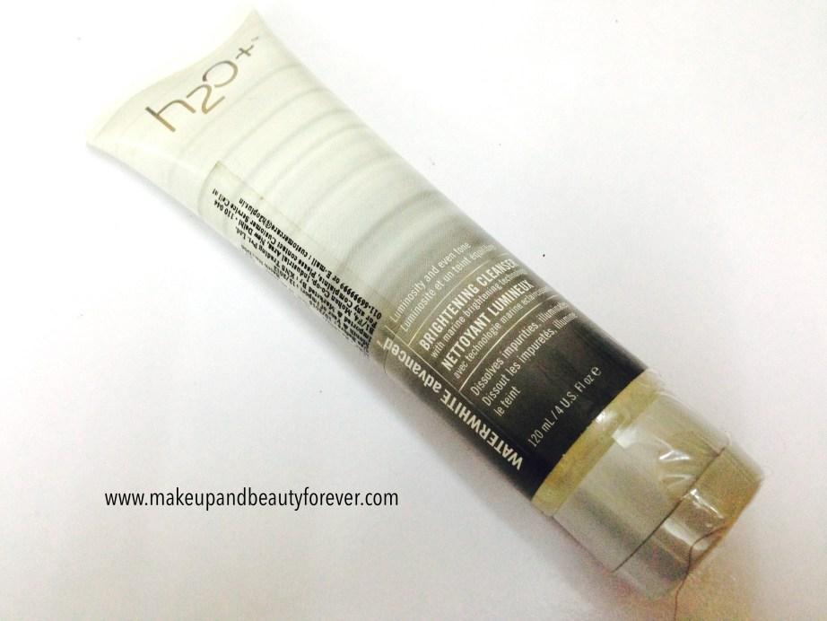 H2O Plus Waterwhite Advanced Brightening Cleanser Nettoyant Lumineux