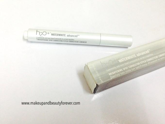 H2O Plus Waterwhite Advanced Brightening Spot Corrector Stylo Corrector Lumineux