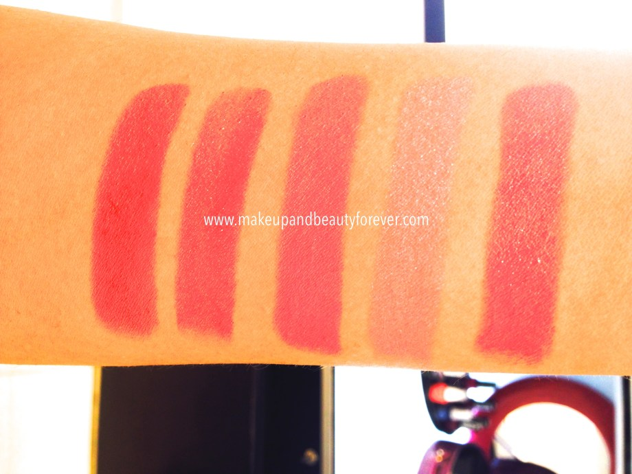 Lakme Absolute Creme Lipcolor Review, Shades Swatches, Price and Details
