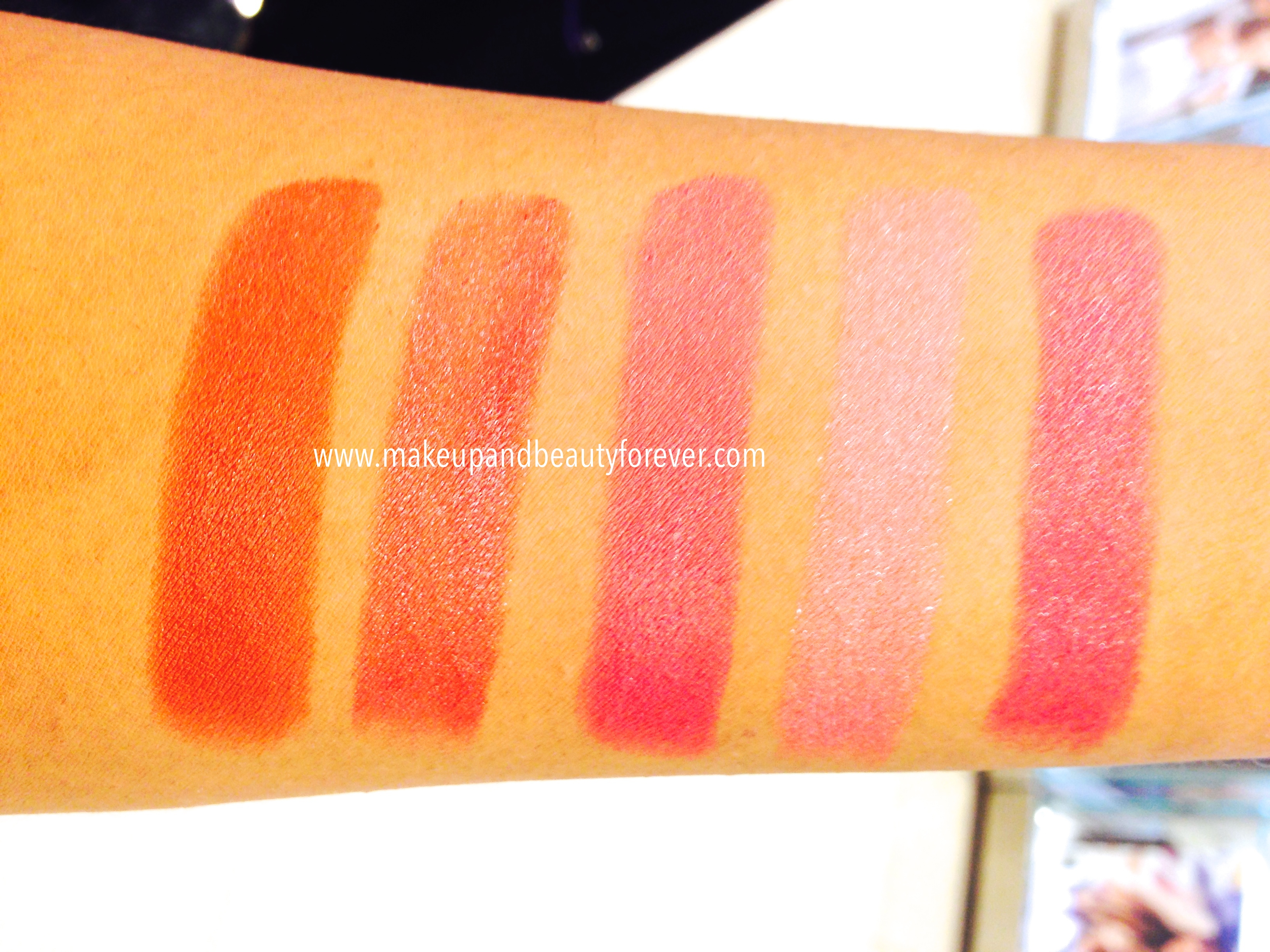 Lakme Absolute Creme Lipcolor Review, Shades, Swatches ...