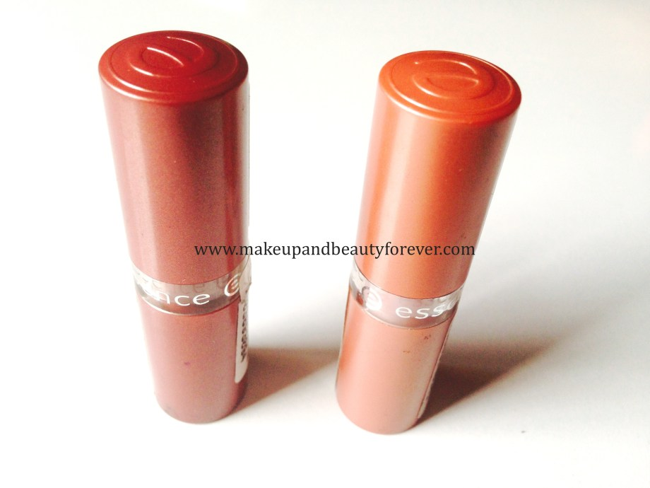 essense lipstick shades all