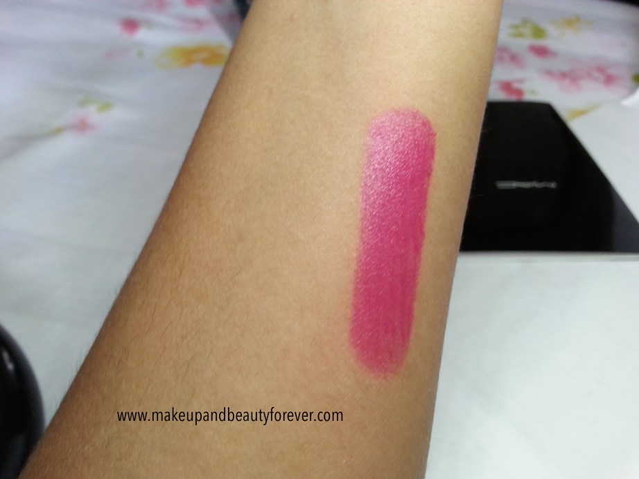 MAC Girl About Town Lipstick Review, Swatch