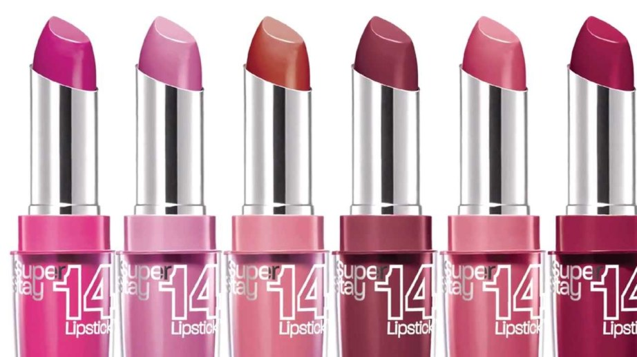 Maybelline Super Stay 14 hour lipstick india