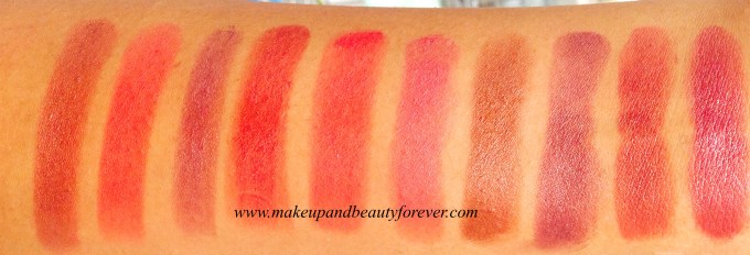 Revlon Super Lustrous Lipstick Review, Shades, Swatches, Price and Details